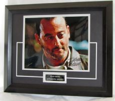 A726JR JEAN RENO SIGNED